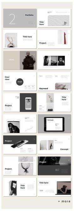 Portfolio Design Layouts, Room Layout Design, Portfolio Examples, Architecture Portfolio Template, Template Portfolio, Blog Layout, Portfolio Presentation, Presentation Layout, Presentation Templates