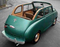 1947 Crosley Convertible. Maintenance/restoration of old/vintage vehicles: the material for new cogs/casters/gears/pads could be cast polyamide which I (Cast polyamide) can produce. My contact: tatjana.alic@windowslive.com