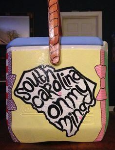 Carolina Cup cooler