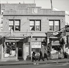 The Bronx, New York  1936
