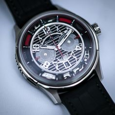 The @JaegerLeCoultre Amvox 7 watch.
