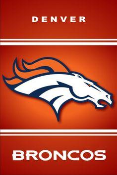 Denver Broncos iPhone Wallpaper