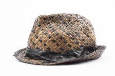 Move cappello unisex Capello in paglia modello panama Struttura paglia  naturale effetto vintage 4d949c0717c1