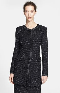 Perfect St. John Suit from Nordstrom for your holiday party!