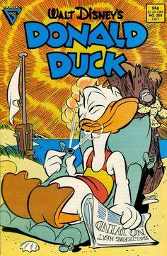 Donald Duck N° 258, octubre 1987