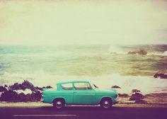 Vintage surf patrol