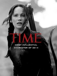 Katniss Everdeen: TIME's most influential character of 2014