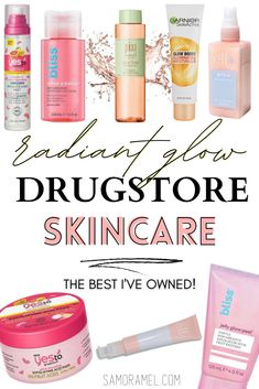 Skincare For Oily Skin, Drugstore Skincare, Amazon Beauty Products, Best Skincare Products, Anti Aging Skin Care, Natural Skin Care, The Ordinary Skincare, Make Up Dupes, Girl Life Hacks