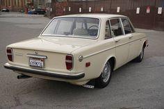 1969 Volvo 144
