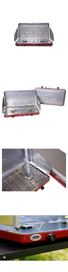 Other Camping Cooking Supplies 16036: Camp Chef Mountain Series 2 Burner Stove -> BUY IT NOW ONLY: $59.99 on eBay!
