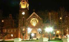 Templo Nuestra Sra de la Merced, Pergamino, Buenos Aires, Argentina.