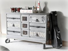 www.Bliss-Ranch.com: Rock & Roll Dresser
