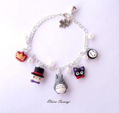 Studio Ghibli Bracelet ($16)
