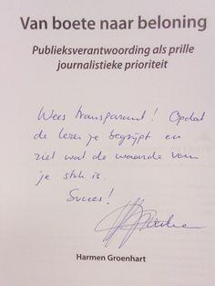 Harmen Groenhart, docent bij Fontys Hogeschool Journalistiek