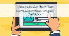 Learn how to set up your first Email automation program, from John E Lincoln's blog. - http://back.ly/pXTk9?utm_content=bufferc199e&utm_medium=social&utm_source=pinterest.com&utm_campaign=buffer