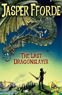 An agreement between a man and a dragon (in the past) has saved the people from trouble.  What will happen now that the last dragonslayer has been named?  Are the dragons finally out for revenge or is the prophecy wrong?  A really good book with plenty of twists and turns that will keep you guessing.