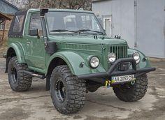 1960 GAZ 69