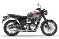 New Triumph Bonneville T120 for 2016