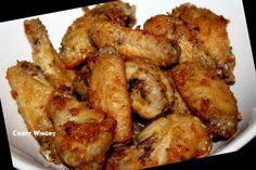 Crispy Wings (Actifry)