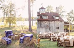 barn house wedding
