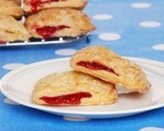 Chaussons aux fruits rouges (facile, rapide) - Une recette CuisineAZ