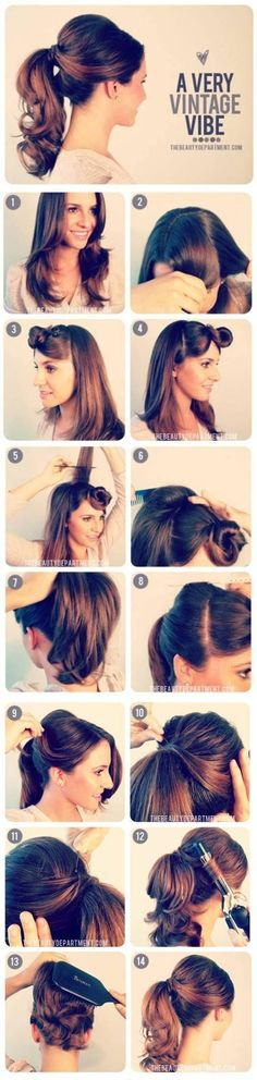 Tutorials: 12 Super Easy DIY Wedding Hairstyles - The Beauty Department