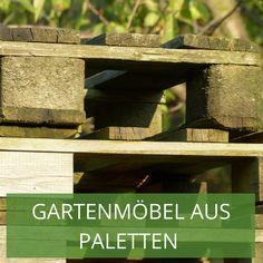Gartenmöbel Aus Paletten Selber Bauen Liegt Im Trend, Ist Nicht Teuer Und  Mit Etwas Handwerklichem
