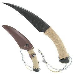 Pandora Carbon Steel Tribal Dagger Na-Vi by Armory Replicas. $9.99. This dagger resembles a tribal dagger that was passed down through many generations. It has an antiqued stainless steel finish.Blade: Hand Forged Carbon Steel, Point, Damascus-style. Length: 10.5 Inches.. Save 64% Off!