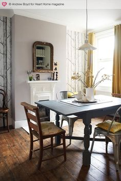A Stylists' Own Home — Heart Home