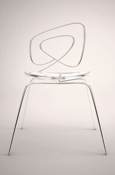 MINIMAL DESIGN   ZO-loft architecture & design   for more ideas visit : http://www.bocadolobo.com/en/index.php #modernchairs #chairideas