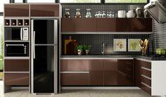 ambiente unico com sala e cozinha - Pesquisa Google