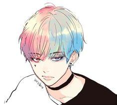 BTS K Pop fan art