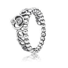 Κόσμημα (Stories) :: Δαχτυλίδια :: Δαχτ. ασ. 925 με διάφανη κυβική ζιρκόνια - PANDORA Jewelry Hellas | Pandorashop.gr