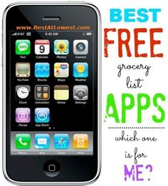 Which #Grocery List #App is right for me?
