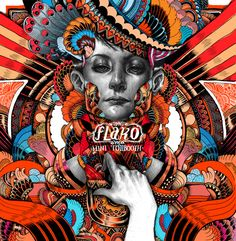 CD cover designs : FAIR HERON/ flaKo/ amos showtime on the Behance Network