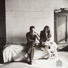 Hermann Landshoff – Robert and Mary Frank, 1956
