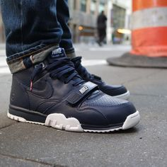 """fragment x Nike Air Trainer 1 """"US Open"""""""