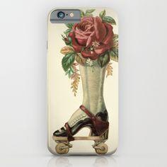 Steampunk Botanicle iPhone & iPod Case