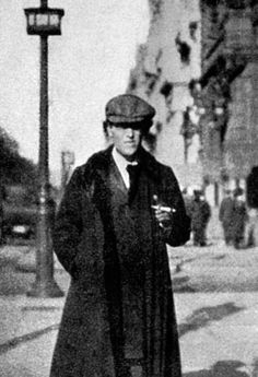 Gustav Mahler in New York City, 1910. Mahler served as principal conductor of the Metropolitan Opera from 1908-1911.