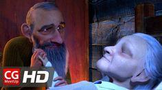 "CGI Animated Short Film HD ""Starlight Short Film"" by Naru Barker Cgi 3d, Elderly Man, 3d Animation, Einstein, Youtube, Short Films, Joy, Shorts, Music"