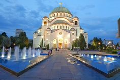 ~ Keep Cruising World Discover Eastern Europe: Unknown Destinations Revealed! ~ Keep Cruising World Serbia Travel, Famous Castles, Novi Sad, Thing 1, Cathedral Church, Top 5, Serbian, Eastern Europe, Capital City