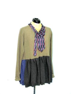 MXLOne of a Kind Bohemian Cashmere and Cotton by JacketsbyJahne, $92.00