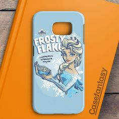 Frozen Fall Samsung Galaxy S6 Edge Plus Case | casefantasy