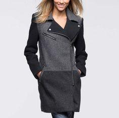 Damen Wollmantel Wolljacke Mantel blau grau Neu Gr.32 in Kleidung & Accessoires, Damenmode, Jacken & Mäntel | eBay!
