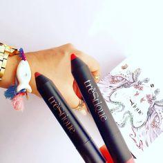 #trestique 2 in 1 🔝💄💋😘🆕 Matte color & shiny balm lip 🔝🆕💄Shop here ➡️ http://www.beautytestbox.com/woman/proionta?manufacturer=232&brand=370_232 #beautytestbox #beautytestboxeshop #trestiquefashion #matte #shiny #lip #crayons #beauty #new #greece #greeceeshop trèStiQue BeautySimple.gr
