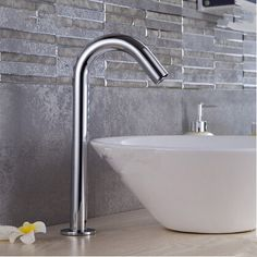 CE New Automatic Kitchen Faucet Touch Sensor Taps Automatic Sensor Shower  Faucets