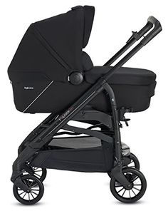 Inglesina TRILOGY COLORS SYSTEM DEEP BLACK Con chasis City Black  #madre http://carritosbebe.org/producto/inglesina-trilogy-colors-system-deep-black-con-chasis-city-black/