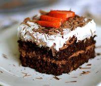 17 Day Diet Gal: Chocolate Cake - Sugar and Flour Free (C2)