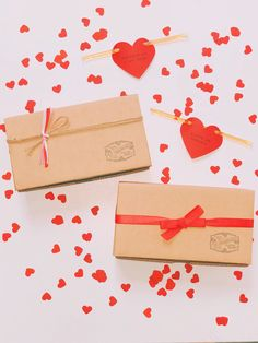H.L. Franklin's Healthy Honey Gift Boxes - Valentine's Day