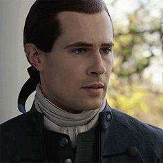 Outlander Spoilers, Outlander Series, Lord John Grey Outlander, Drums Of Autumn, John Gray, Diana Gabaldon, Jamie Fraser, Shades Of Grey, Hamilton